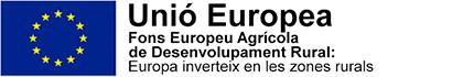 Unió Europea (Fons Europeu Agrícola de Desenvolupament Rural: Europa inverteix en les zones rurals)